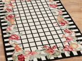 Grey and Red area Rugs Red Black White area Rugs Lovely Black and White Kitchen Rug