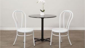 Grey Metal Dining Chairs Ospdesigns Odessa solid White Metal Dining Chair Set Of 2 Od2918a2