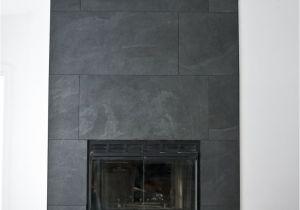 Grey Quartz Fireplace Surround the Ravine House S Finished Fireplace Pinterest Ceiling