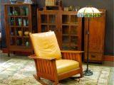 Guildcraft Furniture Voorhees Craftsman Mission Oak Furniture original L J G Stickley