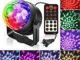 Guitar Center Dj Lights Amazon Com Alviller Party Lights Led Disco Ball Lights Dj Light