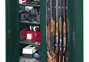 Gun Cabinets for Sale Amazon New Amazon Com Stack On Gcdg 9216 16 Gun Convertible Double Door Steel