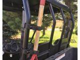 Gun Rack for Polaris Ranger Hornet Outdoors Polaris Ranger and General Dual tool Hooks 2 Pack