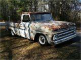 Gun Rack for Truck Back Window 1966 Chevrolet C10 Shop Truck Rat Rod Killer Patina Short Bed Big