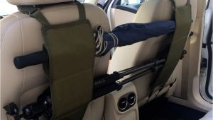 Gun Rack for Truck Legal Suv Trucks Car Back Seat Black Rifle Gun Rack Case organizer Gun