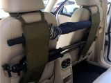 Gun Rack for Truck Seat Suv Trucks Car Back Seat Black Rifle Gun Rack Case organizer Gun