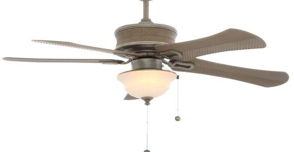 Hampton Bay Ceiling Fan Light Bulb Replacement Hampton Bay Algiers 54 In Indoor Outdoor Cambridge Silver Ceiling