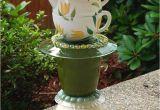 Hand Blown Glass Garden Art 175 Best sold Karen S Creations Images On Pinterest Bird Baths