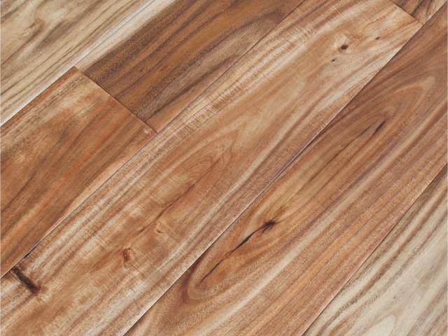 Hand Nailing Hardwood Floors 9 Mile Creek Acacia Hand Scraped Acacia