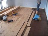 Hand Nailing Hardwood Floors Real Wood Floors Made From Plywood Pinterest Real Wood Floors