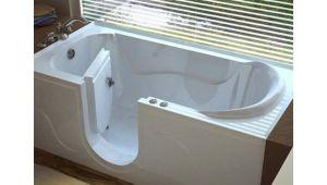 Handicap Bathtub with Door Walk In Bathtub with Door for Seniors