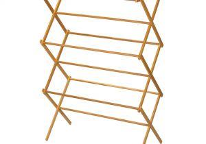 Hangaway Collapsible Drying Rack Bamboo Dryer