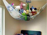 Hanging Hammock Bathtub toy Hammock Net organizer Corner Stuffed Animals Kids