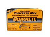 Harden Furniture Price List Quikrete 60 Lb Concrete Mix 110160 the Home Depot
