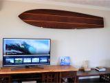 Hawaiian Gun Rack Surfboard Rack Wall Nz Surfboard Storage Wooden Longboard Rack