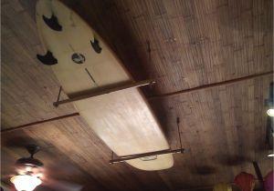 Hawaiian Gun Rack Surfboard Wall Rack Bamboo Surfboard Ceiling Rack Furniture Pinterest Surfboards