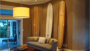 Hawaiian Gun Rack Surfboard Wall Rack Sustainable Wooden Surfboard Storage Brought to You by Hawaiin Gun