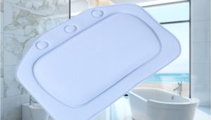 Heart Shaped Bathtub Bathroom Supplies Bathtub Pillow Bath Bathtub Headrest Suction Cup
