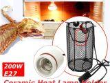 Heat Lamp for Chickens Aliexpress Com Buy Reptile Heating Lamp Holder Ceramic Light E27