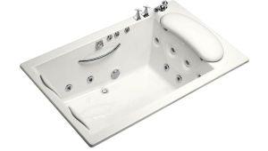 Heater for Whirlpool Bathtub Shop Kohler Riverbath Quadrangle 3 83 Foot Whirlpool Tub