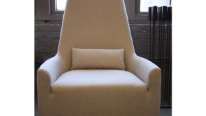 High Back Swivel Accent Chair Maria Yee Merced Swivel High Back Accent Chair