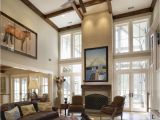 High Ceiling Living Room Designs Impressive Living Room High Ceiling with Fancy Wood Hanging Ceiling