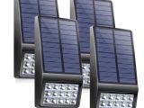 High Lumen solar Lights 2018 Led solar Light High Sensivtive Microwave Radar Motion Sensor