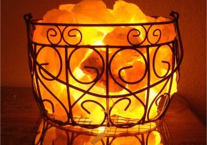 Himalayan Salt Lamp Stores Near Me Want Two for the Bedroom Himalayan Salt Lamp 45 00 Via Etsy
