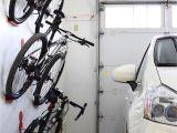 Hitch Mount Bike Rack for 6 Bikes Bike Wall Hanger Dahanger Dan Bike Hook Reclaim Your Floor Space