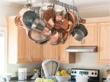 Home Depot Ceiling Pot Rack Home Depot Dining Lights Elegant Hanging the Pot Rack Miss Mustard