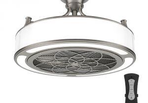 Home Depot Light Bulb Changer Stile anderson 22 In Led Indoor Outdoor Brushed Nickel Ceiling Fan