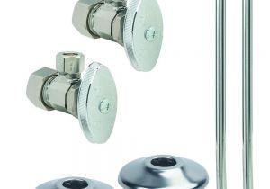 Home Depot Shower Knobs Brasscraft Faucet Kit 1 2 In Nom Comp X 3 8 In O D Comp Brass