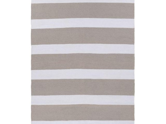Home Depot Sisal Rug Foss Unbound Smoke Gray Ribbed 6 Ft X 8 Ft