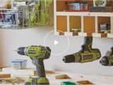 Home Depot toy tool Bench How to Build A Drill Station the Home Depot