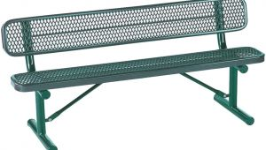 Home Depot Work Benches Tradewinds Park 6 Ft Green Commercial Bench Hd D003gs Gr the Home