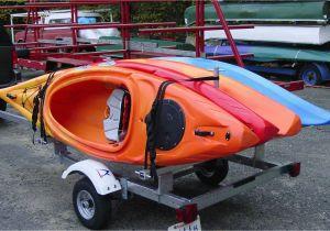 Homemade Double Kayak Roof Rack Kayak Trailer Rack Single Tier 4 Kayaks Rack Kayak 4 Kayaks