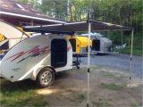 Homemade Rv Kayak Racks Little Guy 5 Wide with Roof Racks and Awning for Bob Pinterest