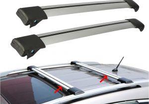 Honda Crv Bike Rack 2016 A A Partol 2pcs Car Roof Rack Cross Bar Lock Anti theft Suv top