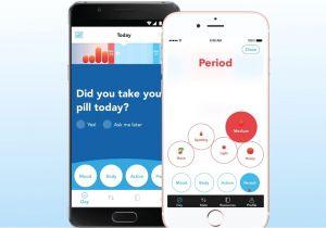 Hot Light App Period Tracker Ovulation Calculator Planned Parenthood