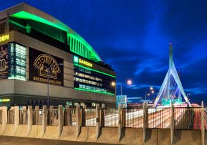 hotels in boston near td garden