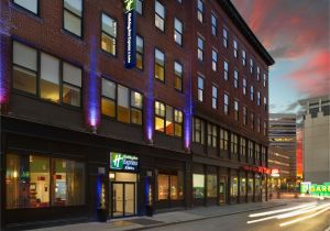 Hotels In Boston Near Td Garden Holiday Inn Express Suites Boston Garden Hotel by Ihg