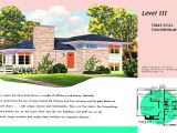House Plans Under 150k to Build Ranch Homes Plans for America In the 1950s