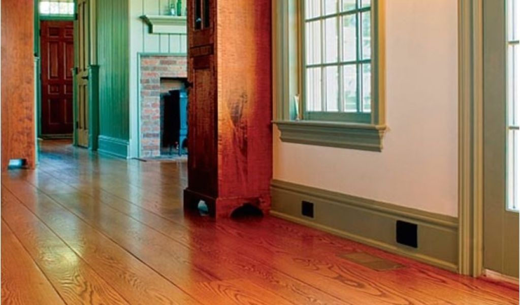 Houses With Different Color Wood Floors The History Of Wood Flooring