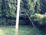 How to Build A Zipline In Your Backyard Building Zip Line Your Backyard Garden Inspiration Pinterest