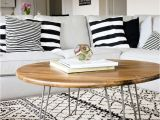 How to Decorate A Round Coffee Table Tray 160 Best Coffee Tables Ideas Pinterest Hairpin Leg Coffee Table