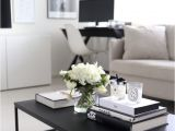 How to Decorate A Round Coffee Table Tray 29 Tips for A Perfect Coffee Table Styling Pinterest Black