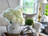 How to Decorate A Round Coffee Table Tray Bhome Summer Open House tour Pinterest Trays Coffee and Easy