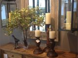How to Decorate A sofa Table for Christmas Entry Table Love the Hanging Lanterns Country Decor Pinterest