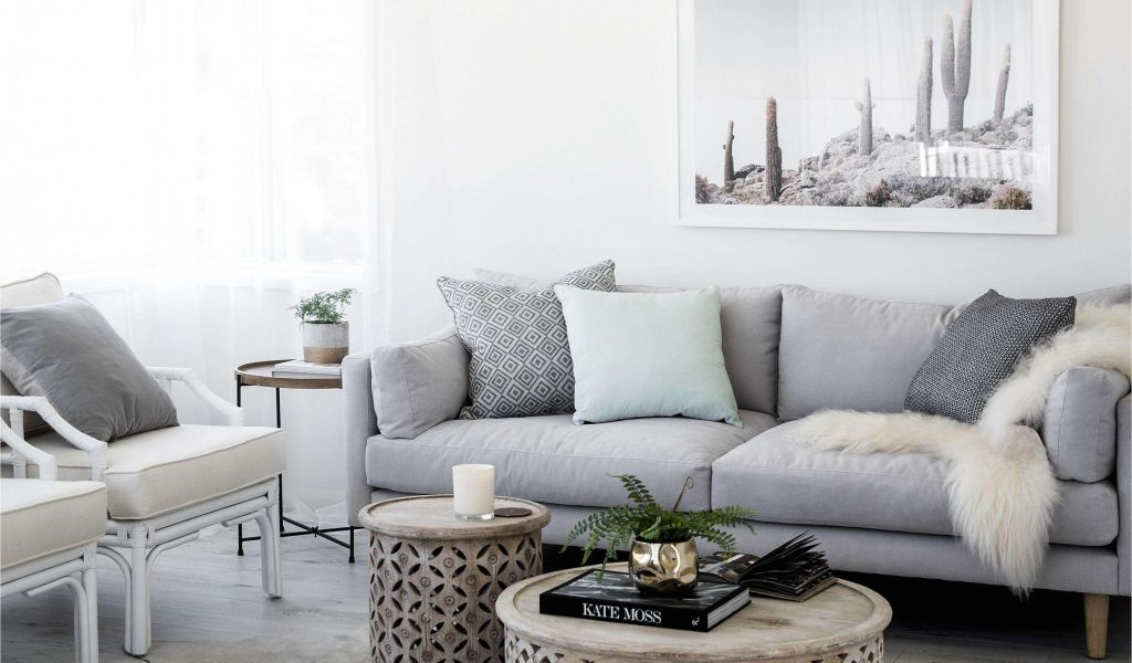 How To Decorate A Sofa Table For Fall Living Room Center Table Decor