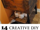 How to Make A Wooden Bathtub 14 Creative Diy Bathroom Vanities Western Decor Pinterest
